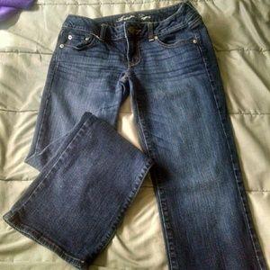 Favorite boyfriend AE jeans 6